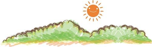 mountain&sun
